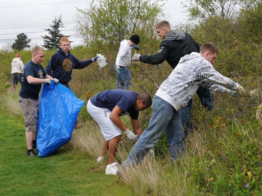 Ohio EPA 2015 Countywide Litter Clean-up and Tire Amnesty Program