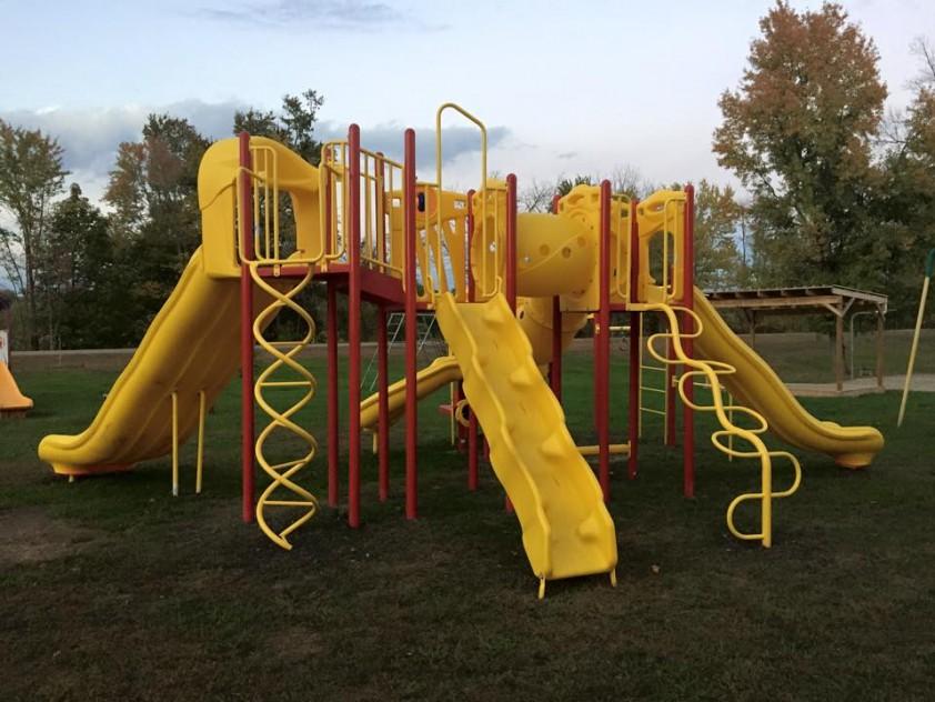 Playground Development Program