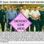 Township and Fire Department Support