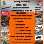 2018 Sportsman's Bash flier