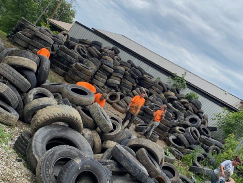 2021 Countywide Litter and Tire Cleanup